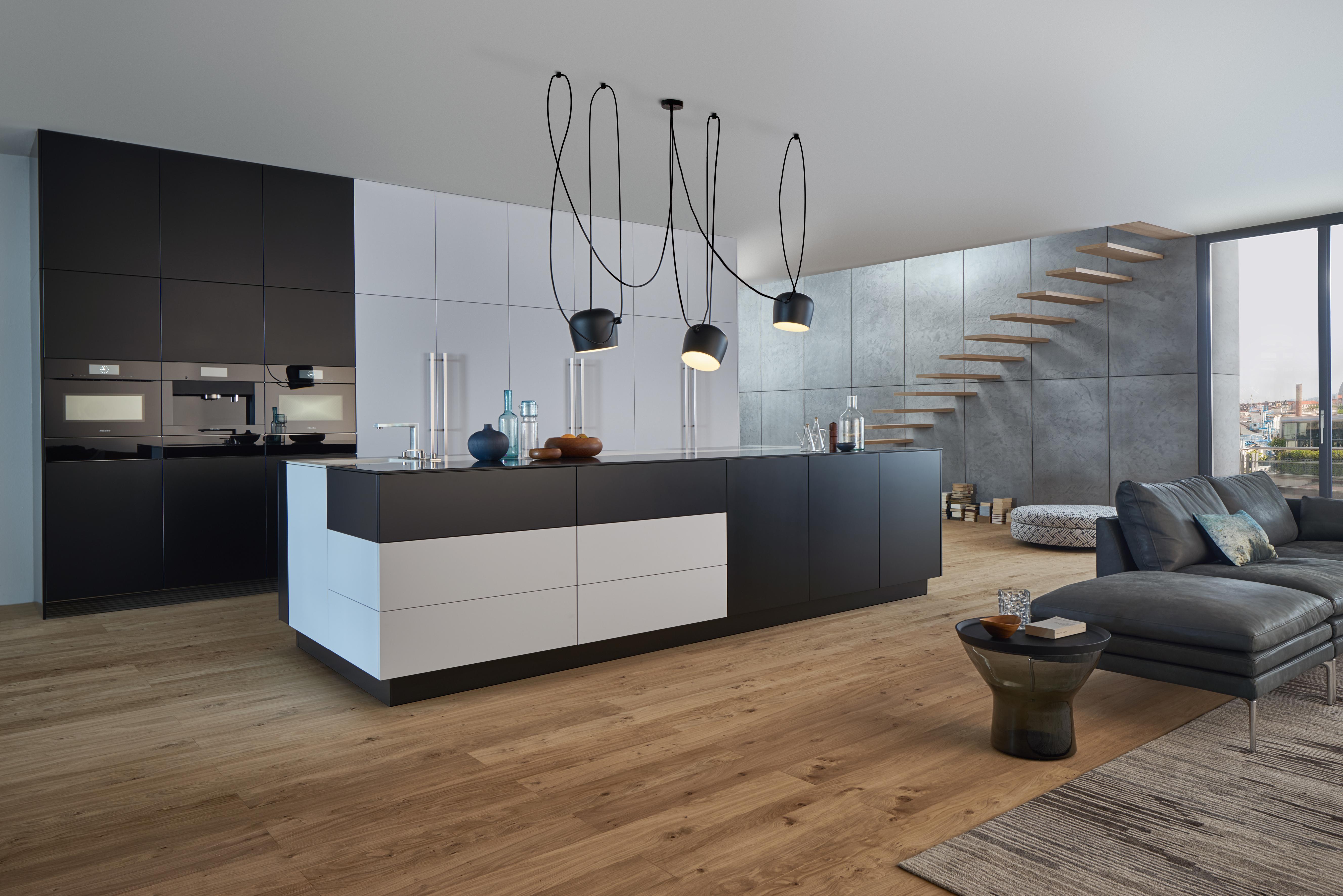 Grifflose Küchen   JILG Küchen & Wohnen